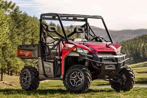 2013 Polaris Ranger XP 900 Hero