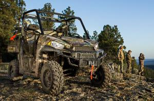 2013 Polaris Ranger XP 900 Hunt