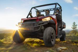 2013 Polaris Ranger XP 900 Running