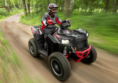 2013 Polaris Scrambler XP 850 LE Trail