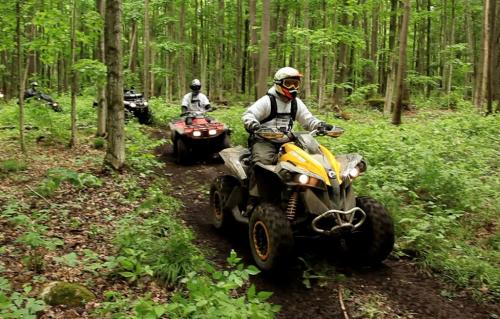ATV Riding Central Ontario
