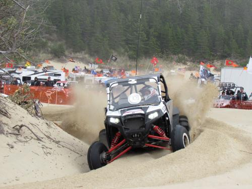 2012 Oregon DuneFest UTV Racing