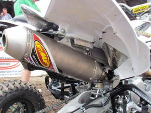 ATV Freestyle Exhaust