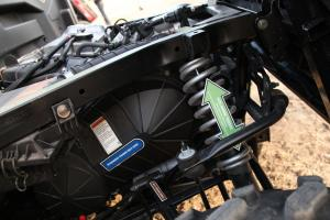 2013 Polaris Ranger XP 900 Engine