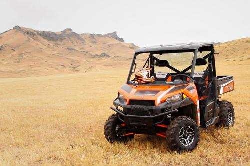 2013 Polaris Ranger XP 900 Front Left