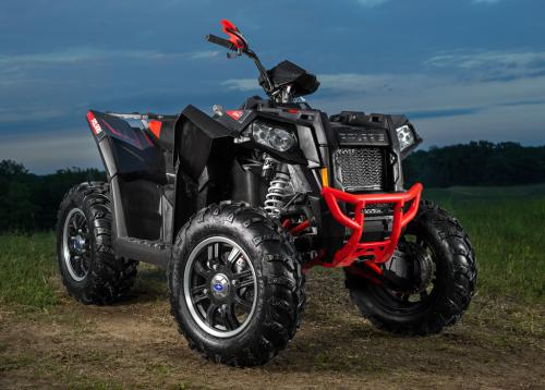 2013 Polaris Scrambler XP 850 LE Hero