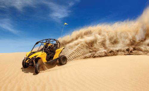 2013 Can-Am Maverick 1000R Action 04