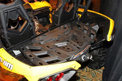 2013 Can-Am Maverick 1000R Rear Storage