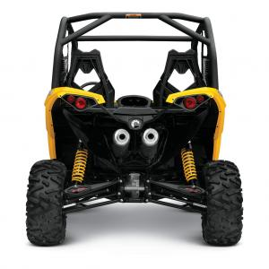 2013 Can-Am Maverick 1000R Rear