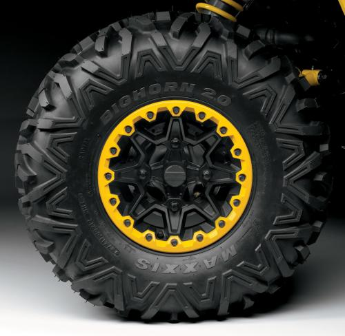 2013 Can-Am Maverick 1000R X rs Wheel