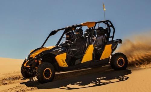 2013 Can-Am Maverick 1000R MAX Action