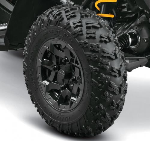 2013 Can-Am Renegade 500 Wheel and Tire