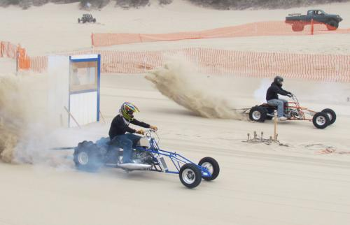 ATV Drag Racing