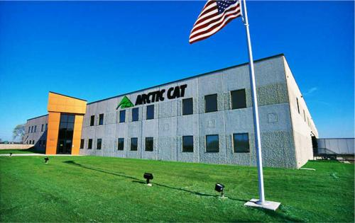 Arctic Cat Engine Assembly Facility