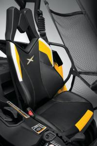 2013 Can-Am Maverick 1000 X rs Seat