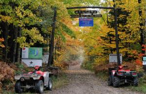 The Voyageur Trailhead