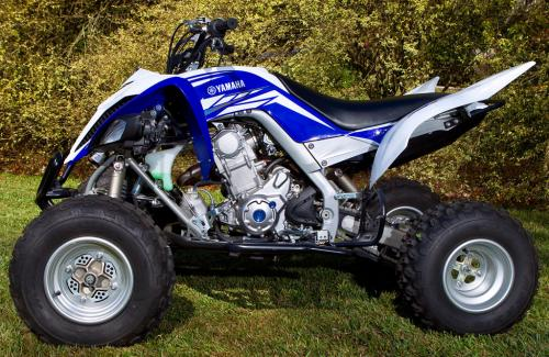 Yamaha Raptor 700 GYTR Graphics