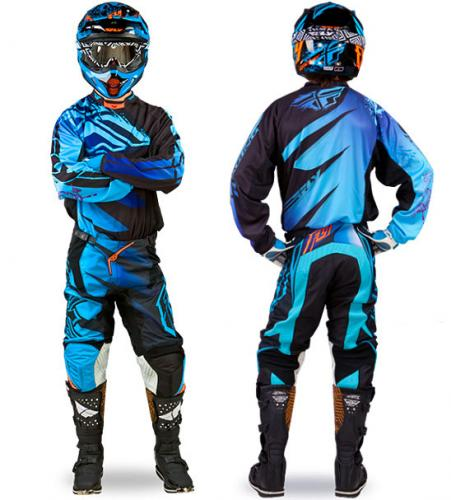 Yamaha Youth Riding Pants