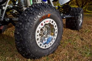 Maxxis Razr Xc Tire OMF Performance Wheel Front