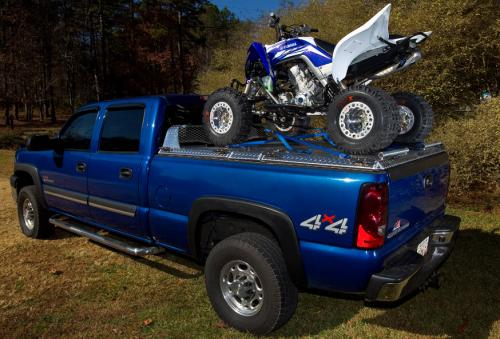 Yamaha Raptor 700 Project Truck