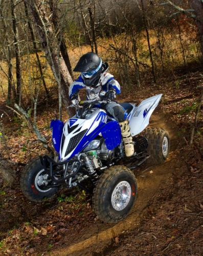 2013 Yamaha Raptor 700 Project Action Front