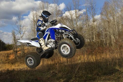 2013 Yamaha Raptor 700 Project Jump 02