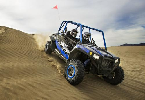 2013 Polaris RZR XP 900 H.O. Jagged X Action Sand