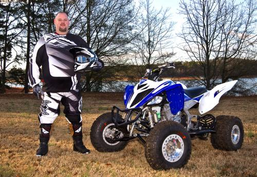 Yamaha Raptor 700 Contest Dewayne Hughes