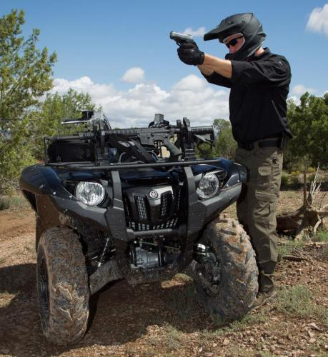 2013 Yamaha Grizzly 700 SE Shooter