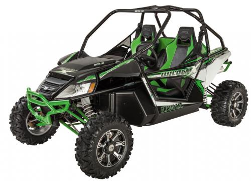 2013 Arctic Cat Wildcat 1000 X Green