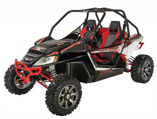 2013 Arctic Cat Wildcat 1000 X Red
