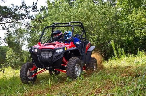 2012 Polaris RZR XP 900 Action Front