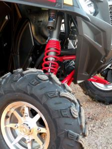 2012 Polaris RZR XP 900 Front Shock