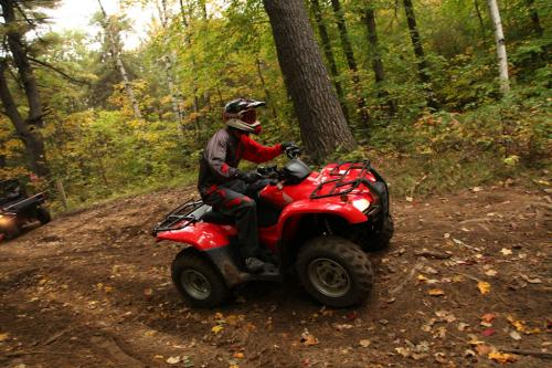 Exploring Ontario ATV Trails