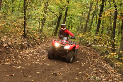 Ganaraska Forest ATV Trails