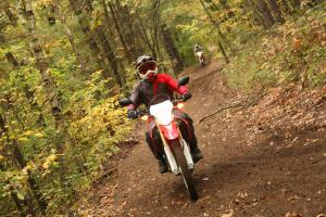 Off-Road Motorcycles in Ontario