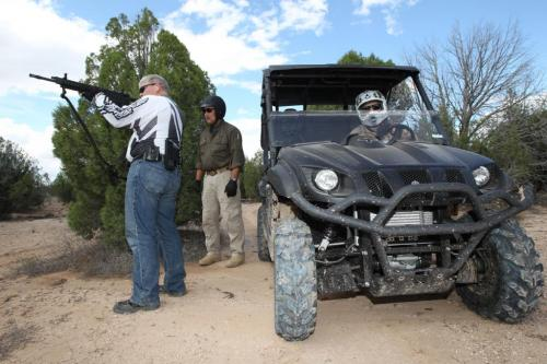 Tactical Firearms Training Yamaha Rhino