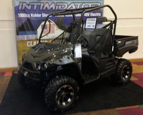 Intimidator Utv Reviews >> ATV Pictures: ATV Bad Boy Mowers Intimidator Front Left, ATV Images