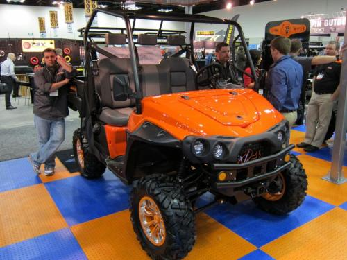 Bad Boy Mowers Intimidator UTV