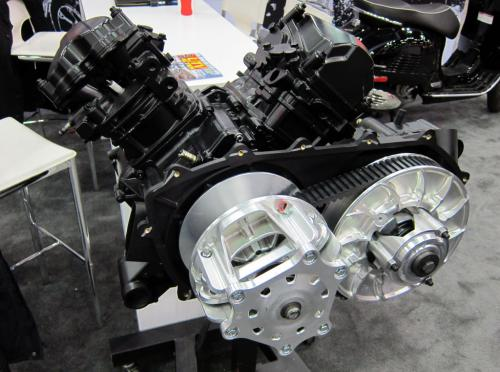 Gates CVT Clutch System
