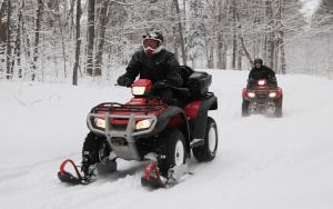 Bear Claw Tours Winter Ride