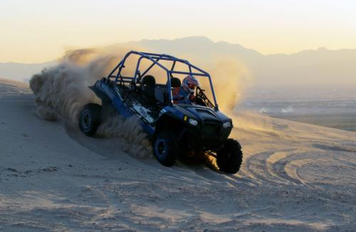 2013 Polaris RZR XP 900 H.O. Jagged X Action Slide