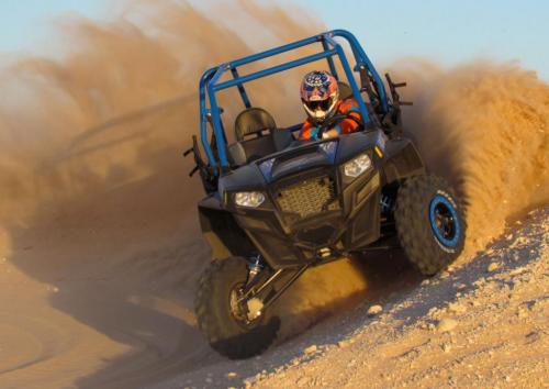 2013 Polaris RZR XP 900 H.O. Jagged X Action Dune