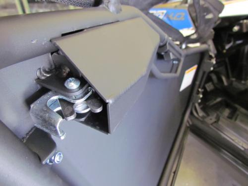 2013 Polaris RZR XP 900 H.O. Jagged X Door Latch