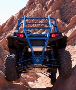 2013 Polaris RZR XP 900 H.O. Jagged X Rear