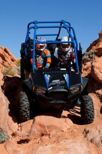 2013 Polaris RZR XP 900 H.O. Jagged X Action Descent