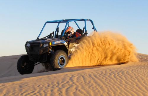 2013 Polaris RZR XP 900 H.O. Jagged X Dune Carving