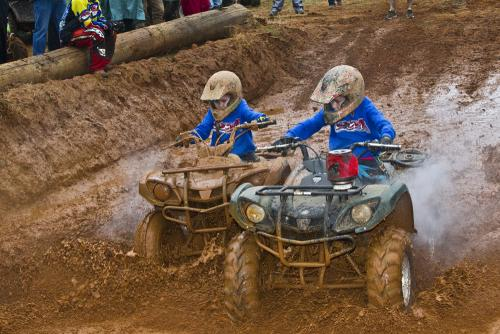 2013 High Lifter Mud Nationals Youth Race