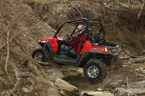 2013 Polaris RZR S 800 Action Right