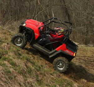 2013 Polaris RZR S 800 Action Climb